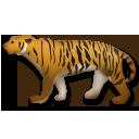 Tiger lg emoji