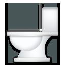 Toilet lg emoji