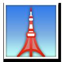 Tokyo Tower lg emoji