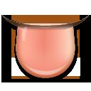 Tongue lg emoji