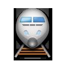 Train lg emoji