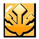 Trident Emblem lg emoji