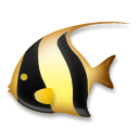 Tropical Fish lg emoji