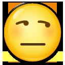 Unamused Face lg emoji