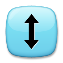 Up Down Arrow lg emoji