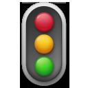 Vertical Traffic Light lg emoji