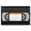 Videocassette lg emoji