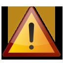 Warning Sign lg emoji
