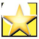 White Medium Star lg emoji