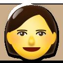 Woman lg emoji