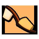 Womans Sandal lg emoji