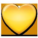 Yellow Heart lg emoji