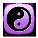 Yin Yang lg emoji