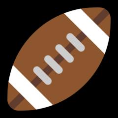 American Football microsoft emoji