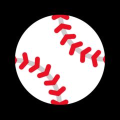 Baseball microsoft emoji