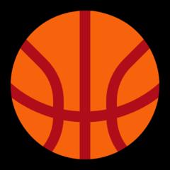 Basketball And Hoop microsoft emoji