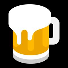 Beer Mug microsoft emoji
