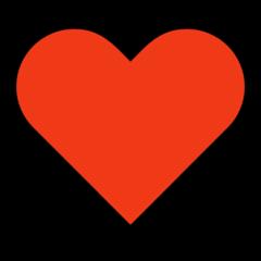 Black Heart Suit microsoft emoji
