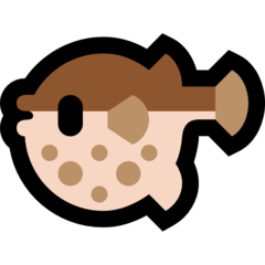 Blowfish microsoft emoji