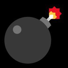 Bomb microsoft emoji