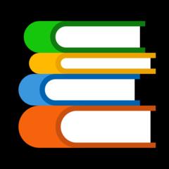 Books microsoft emoji
