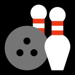Bowling microsoft emoji