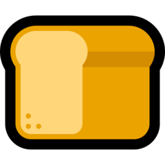 Bread microsoft emoji