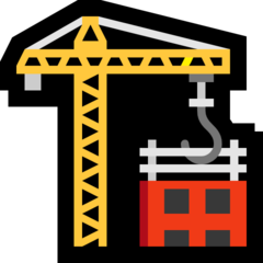 Building Construction microsoft emoji