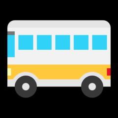 Bus microsoft emoji