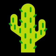 Cactus microsoft emoji