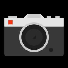Camera microsoft emoji
