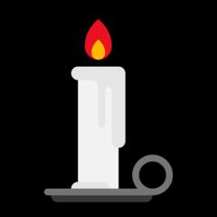 Candle microsoft emoji