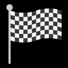 Chequered Flag microsoft emoji