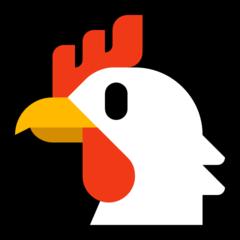 Chicken microsoft emoji