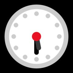 Clock Face Five-thirty microsoft emoji