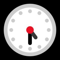 Clock Face Four-thirty microsoft emoji