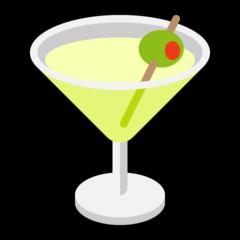 Cocktail Glass microsoft emoji
