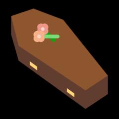 Coffin microsoft emoji