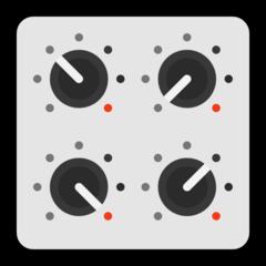Control Knobs microsoft emoji