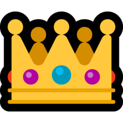 Crown microsoft emoji