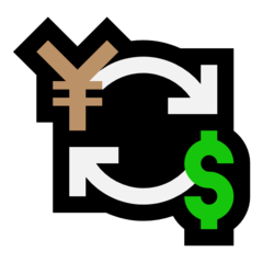 Currency Exchange microsoft emoji