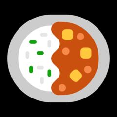 Curry And Rice microsoft emoji