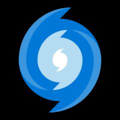 Cyclone microsoft emoji