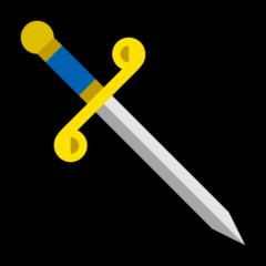 Dagger Knife microsoft emoji