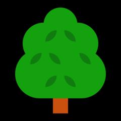 Deciduous Tree microsoft emoji