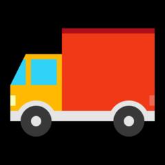 Delivery Truck microsoft emoji