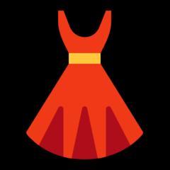 Dress microsoft emoji
