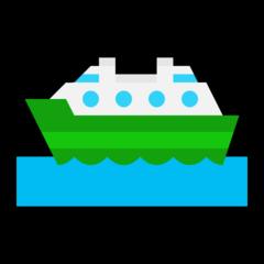 Ferry microsoft emoji