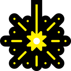 Firework Sparkler microsoft emoji