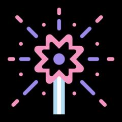 Fireworks microsoft emoji